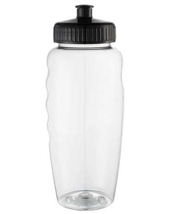 Finger Grip Sports Bottle