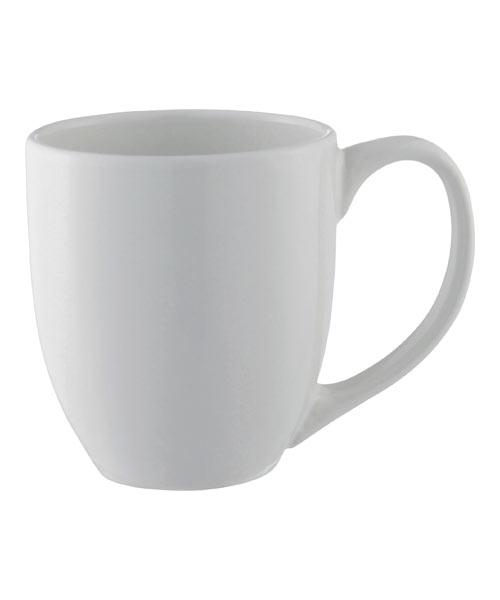 16 oz. Rounded Ceramic Mug