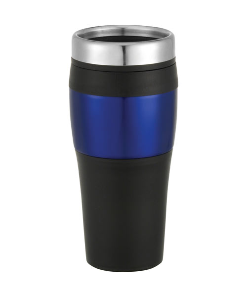 16-oz. Travel Tumbler with Hand Grip