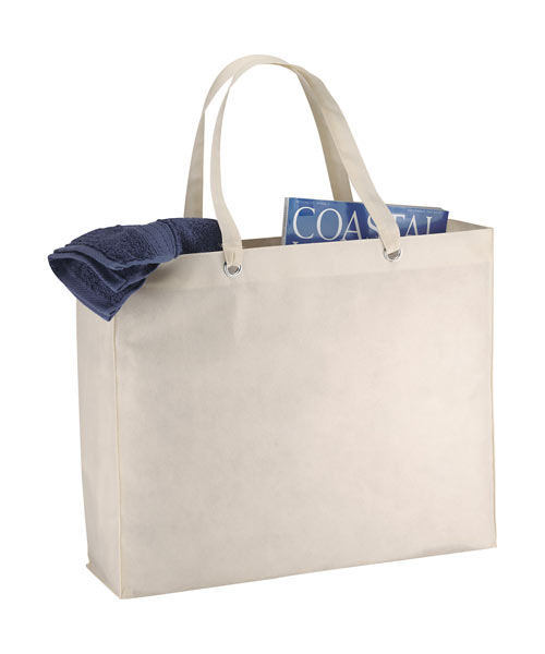 Reinforced Handle Tote Bag