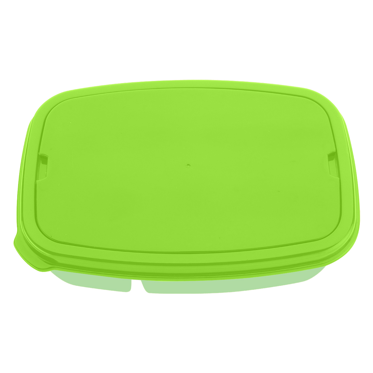 Two-Section Lunch Container