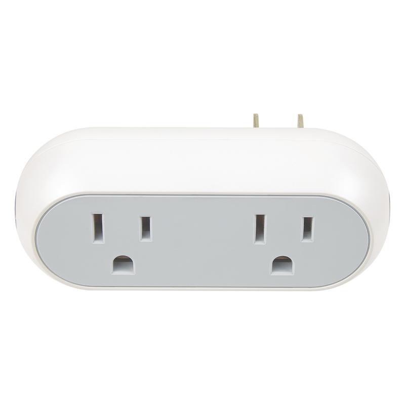 Dual Control Smart Plug