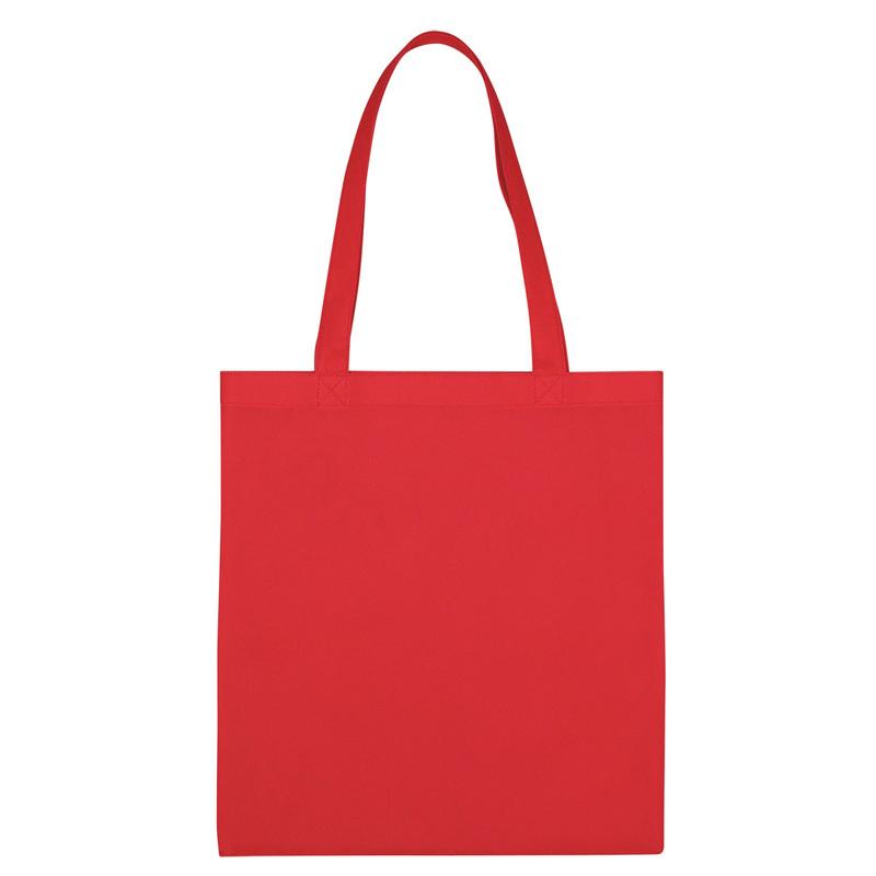 Printed Non-Woven Economy Tote Bag