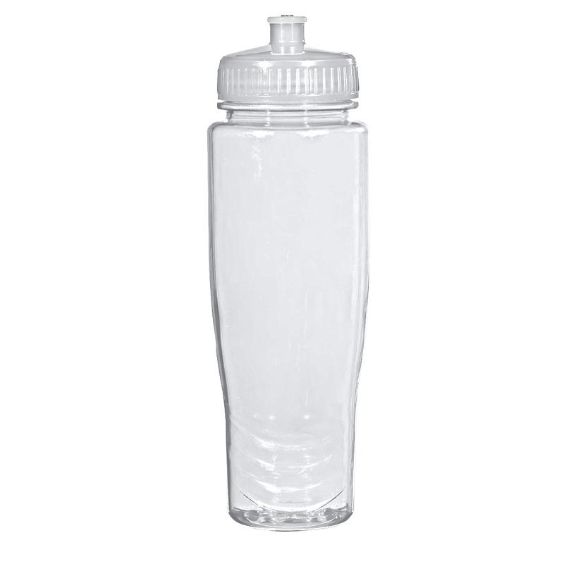 28 Oz. Poly-Clean Plastic Bottle