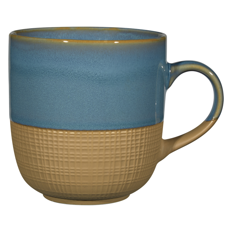 15 Oz. Woven Accent Mug