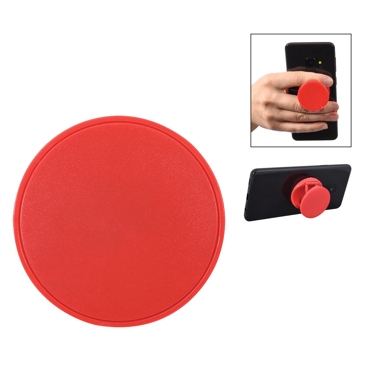 Collapsible Phone Grip & Stand