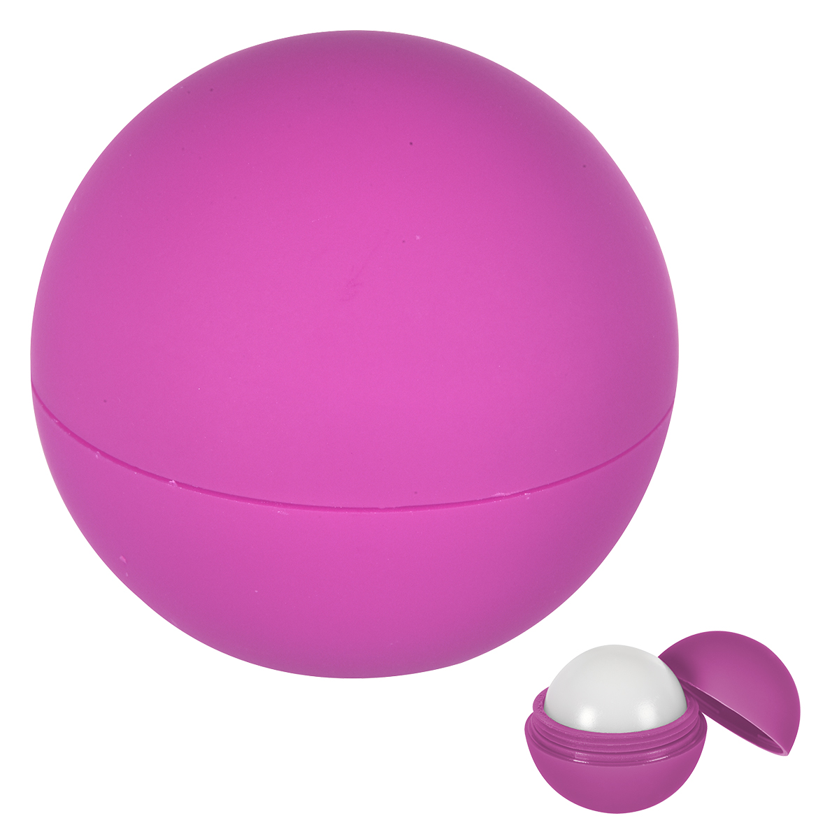 Rubberized Lip Moisture Ball