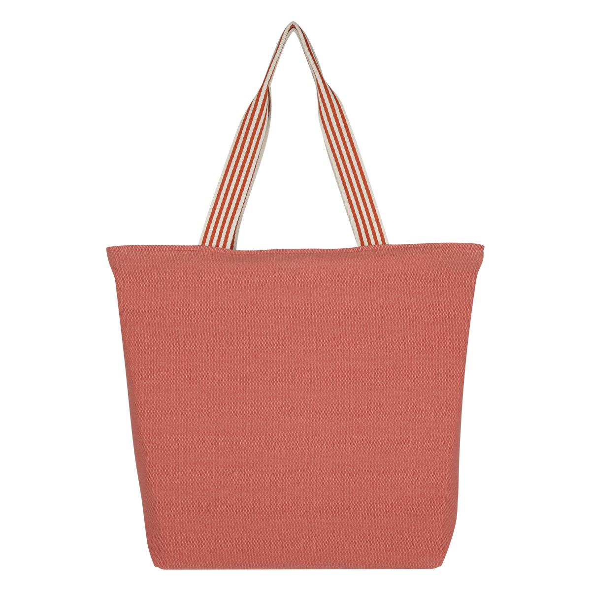 Printed Boulevard Tote Bag