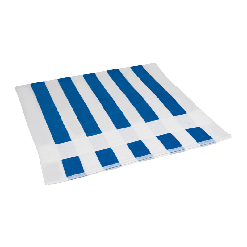 Printed Seaside Beach Towel