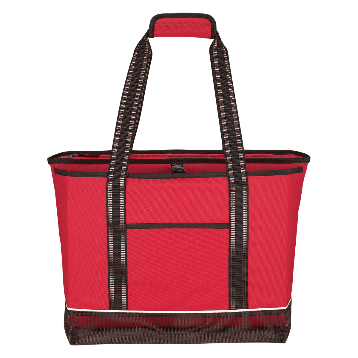 Printed Daytona Cooler Tote Bag