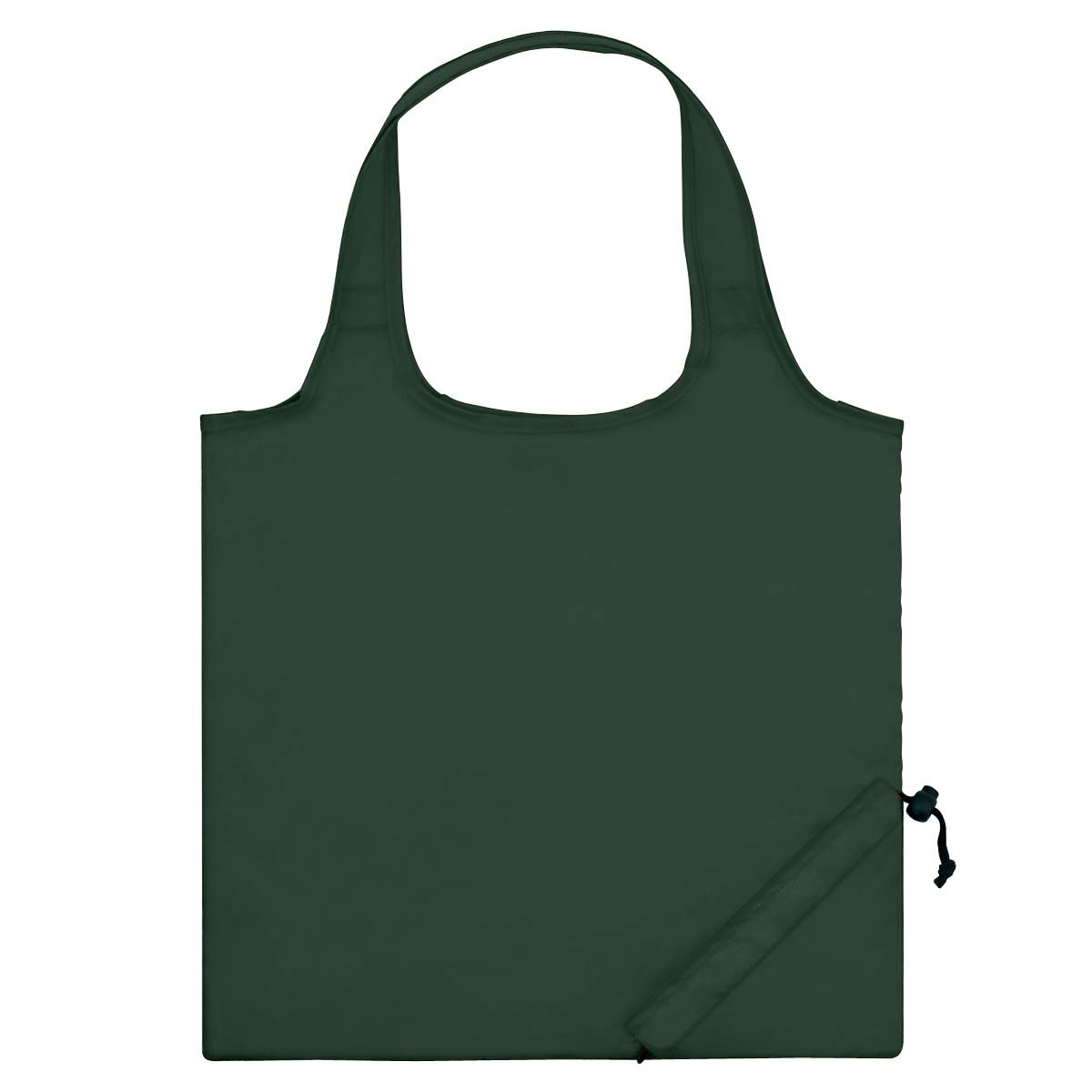 Printed Foldaway Tote Bag
