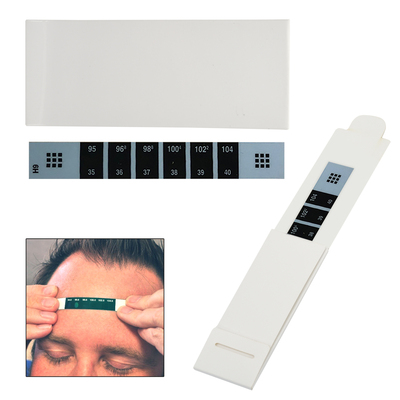 Printed Reusable Forehead Thermometer