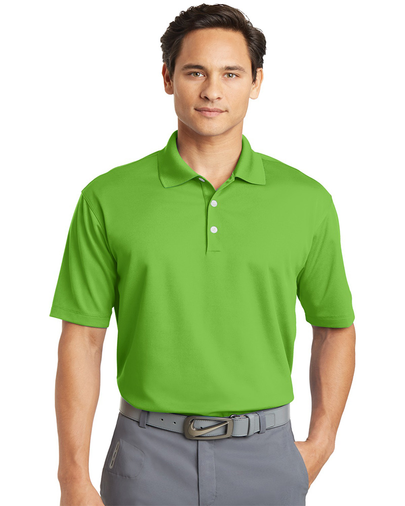 Nike Golf Embroidered Men's Dri-FIT Micro Pique Polo