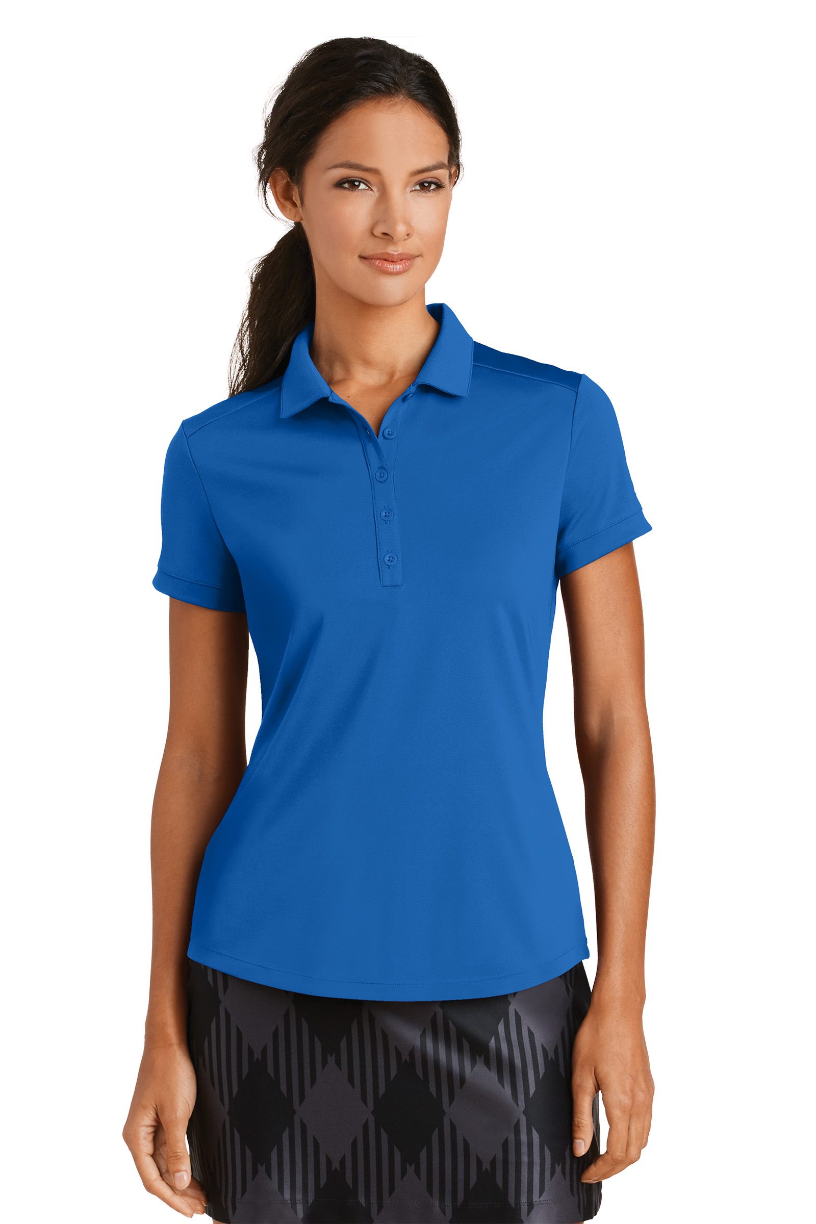 Nike Golf Embroidered Women's Dri-FIT Players Modern Fit Polo