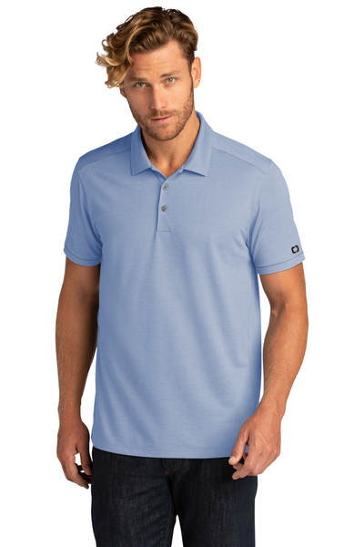 OGIO Embroidered Code Stretch Men's Polo