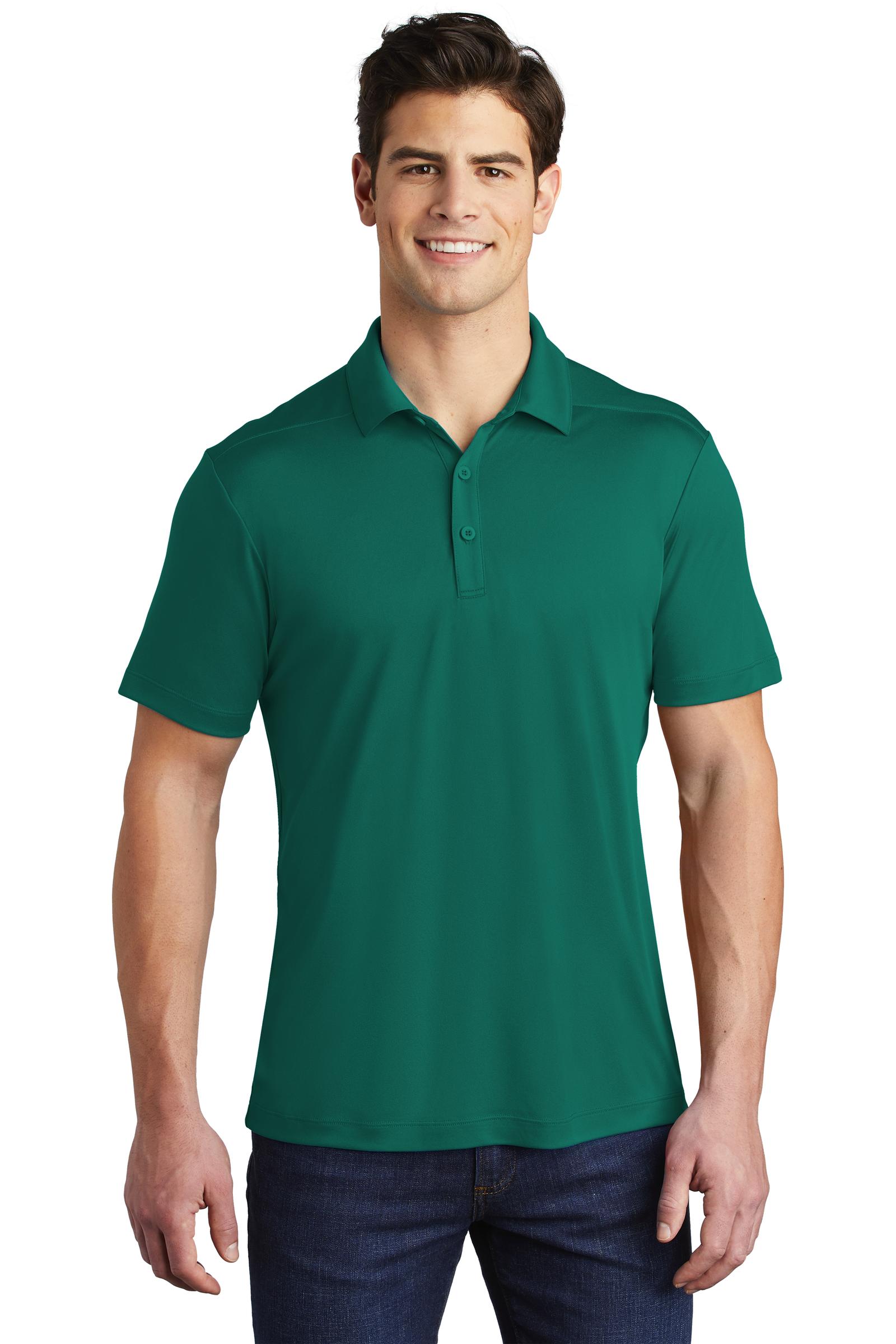 Sport-Tek Embroidered Men's Posi-UV Pro Polo
