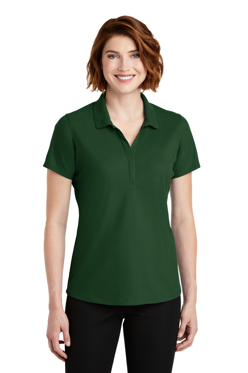 Port Authority Embroidered Women's EZPerformance Pique Polo