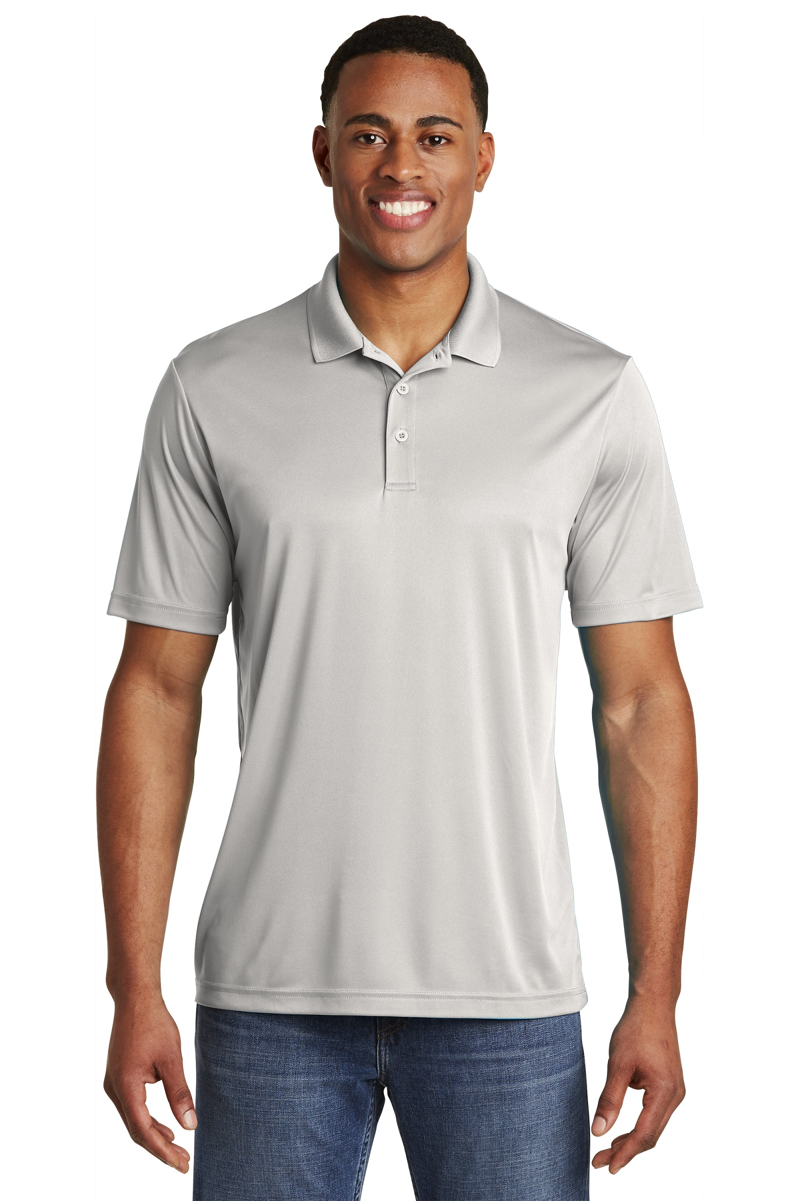 Sport-Tek Embroidered Men's PosiCharge Competitor Polo