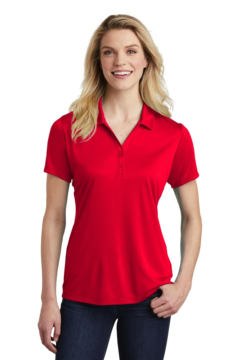 Sport-Tek Embroidered Women's PosiCharge Competitor Polo