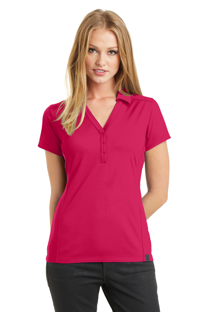 OGIO Embroidered Women's Framework Polo