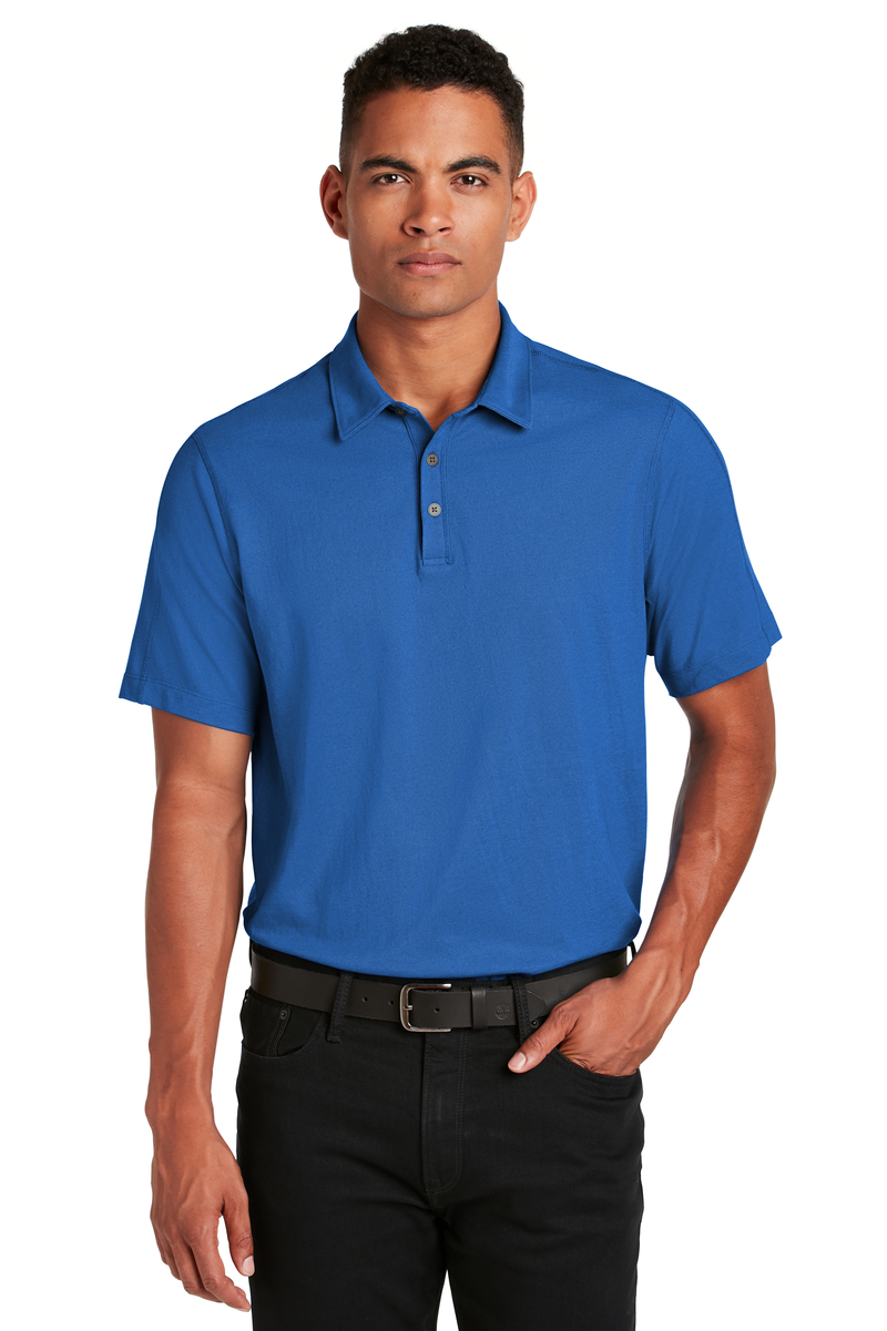 OGIO Embroidered Men's Onyx Polo