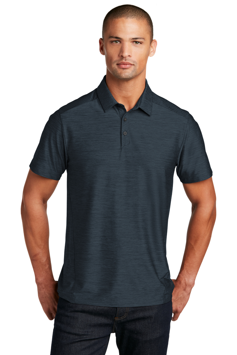 OGIO Embroidered Men's Slate Polo