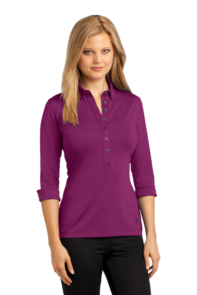 OGIO Embroidered Women's Gauge Polo