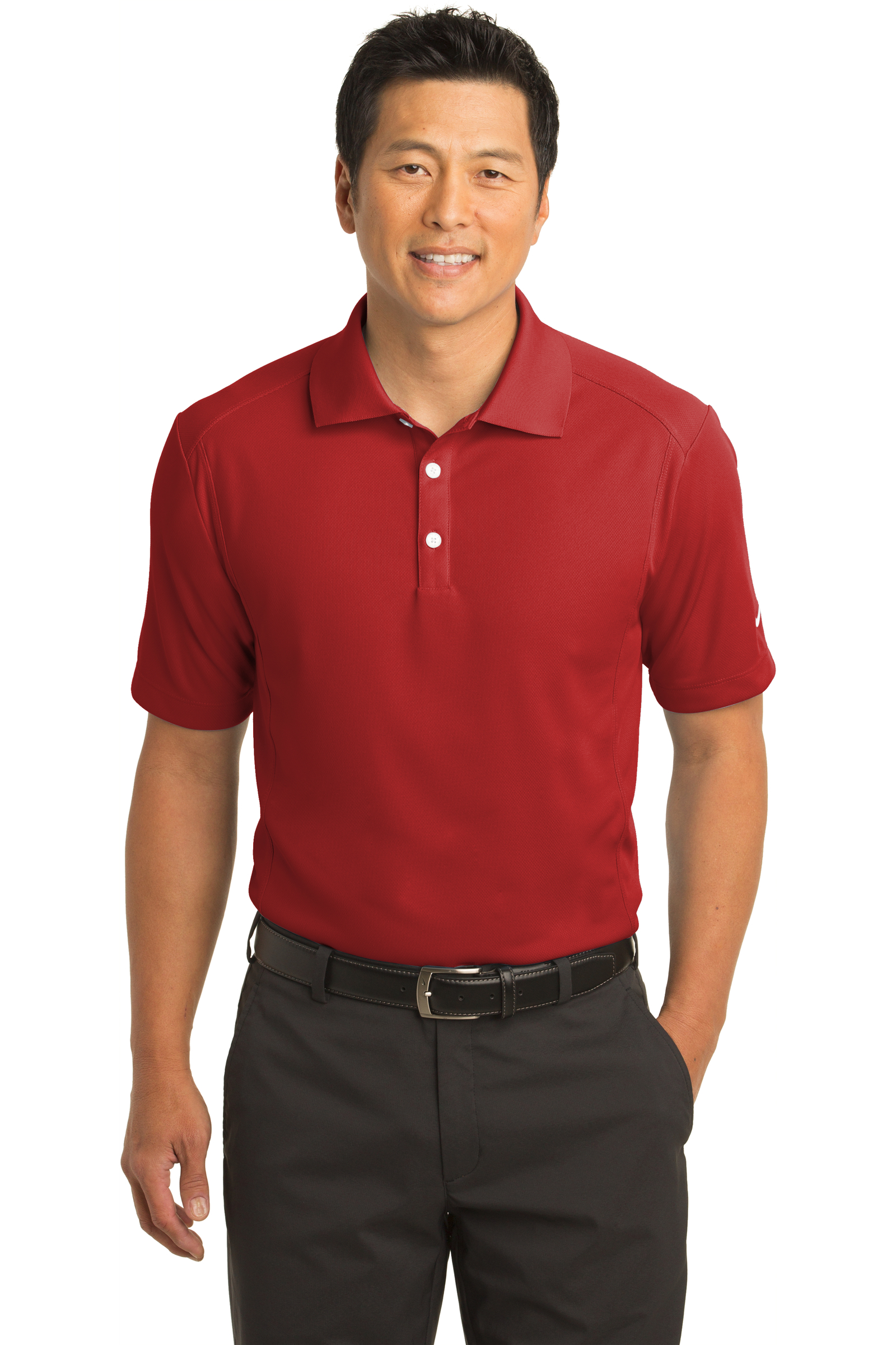 Nike Embroidered Men's Dri-FIT Classic Polo