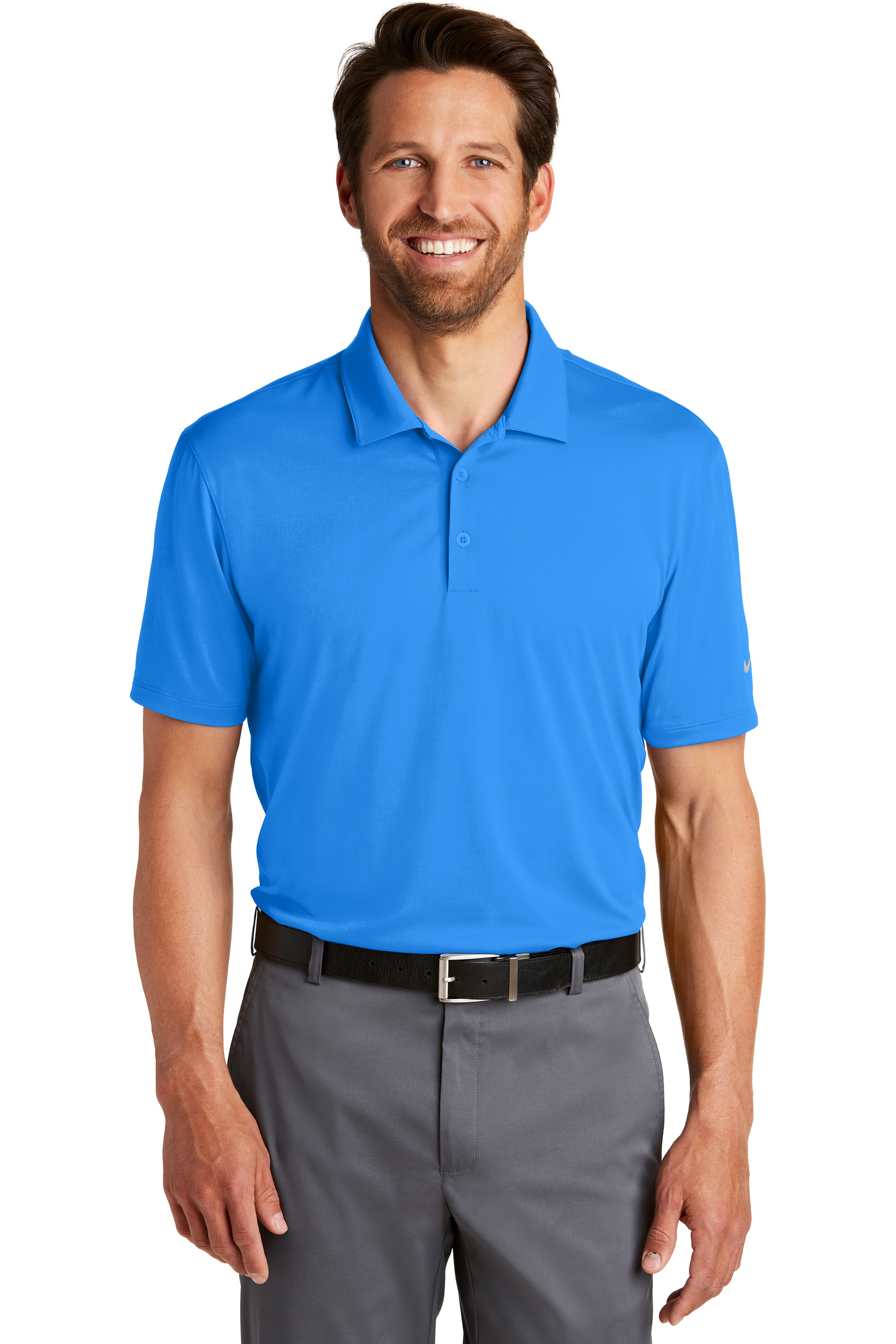 Nike Embroidered Men's Dri-FIT Legacy Polo