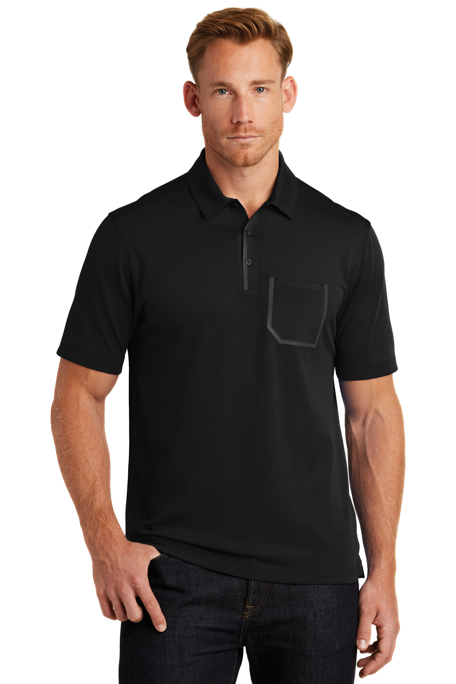 OGIO Embroidered Men's Fuse Polo