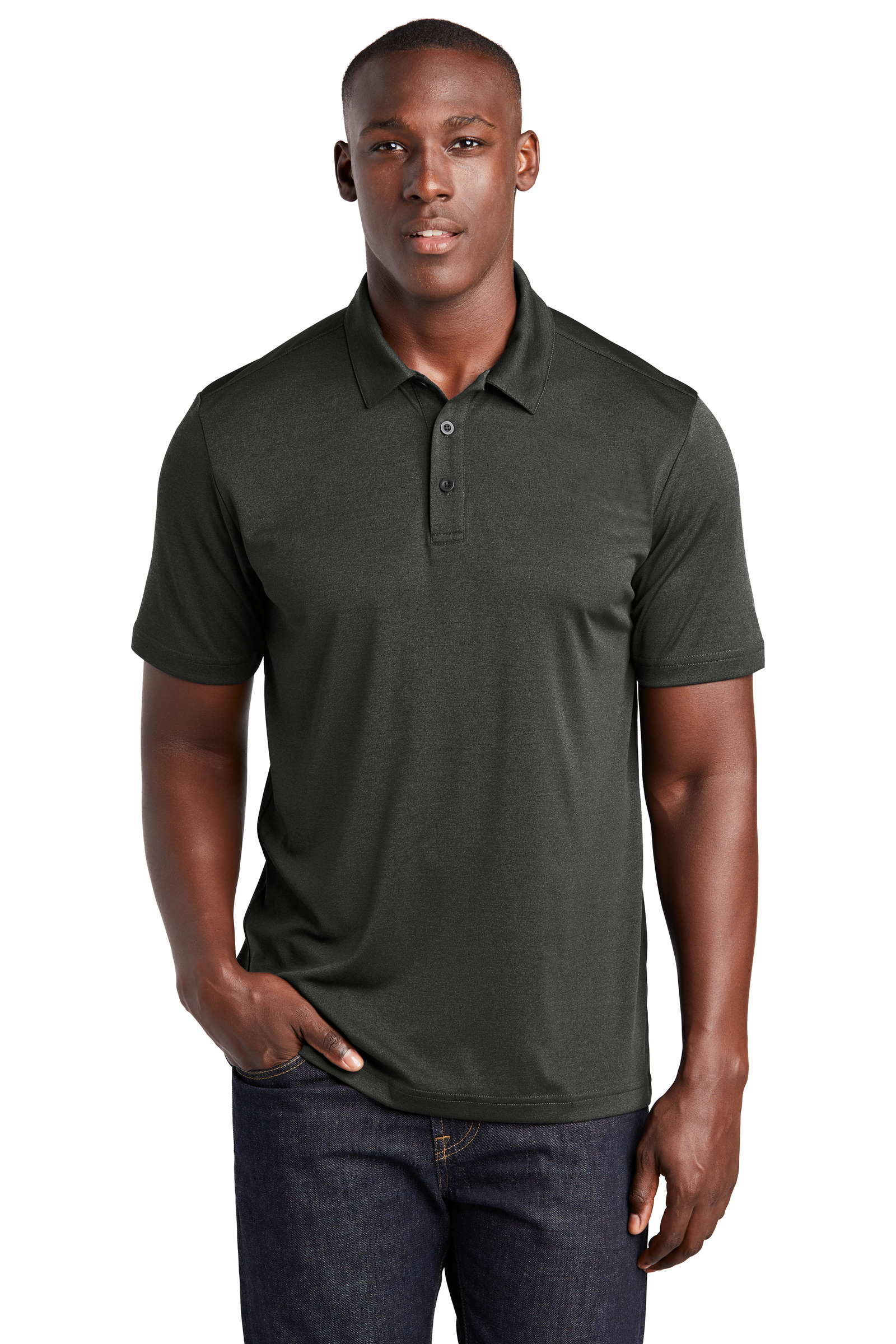 Sport-Tek Embroidered Men's Endeavor Polo