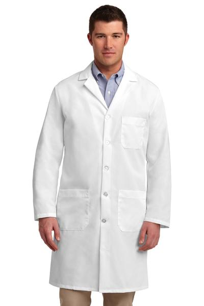 Red Kap Embroidered Unisex Lab Coat