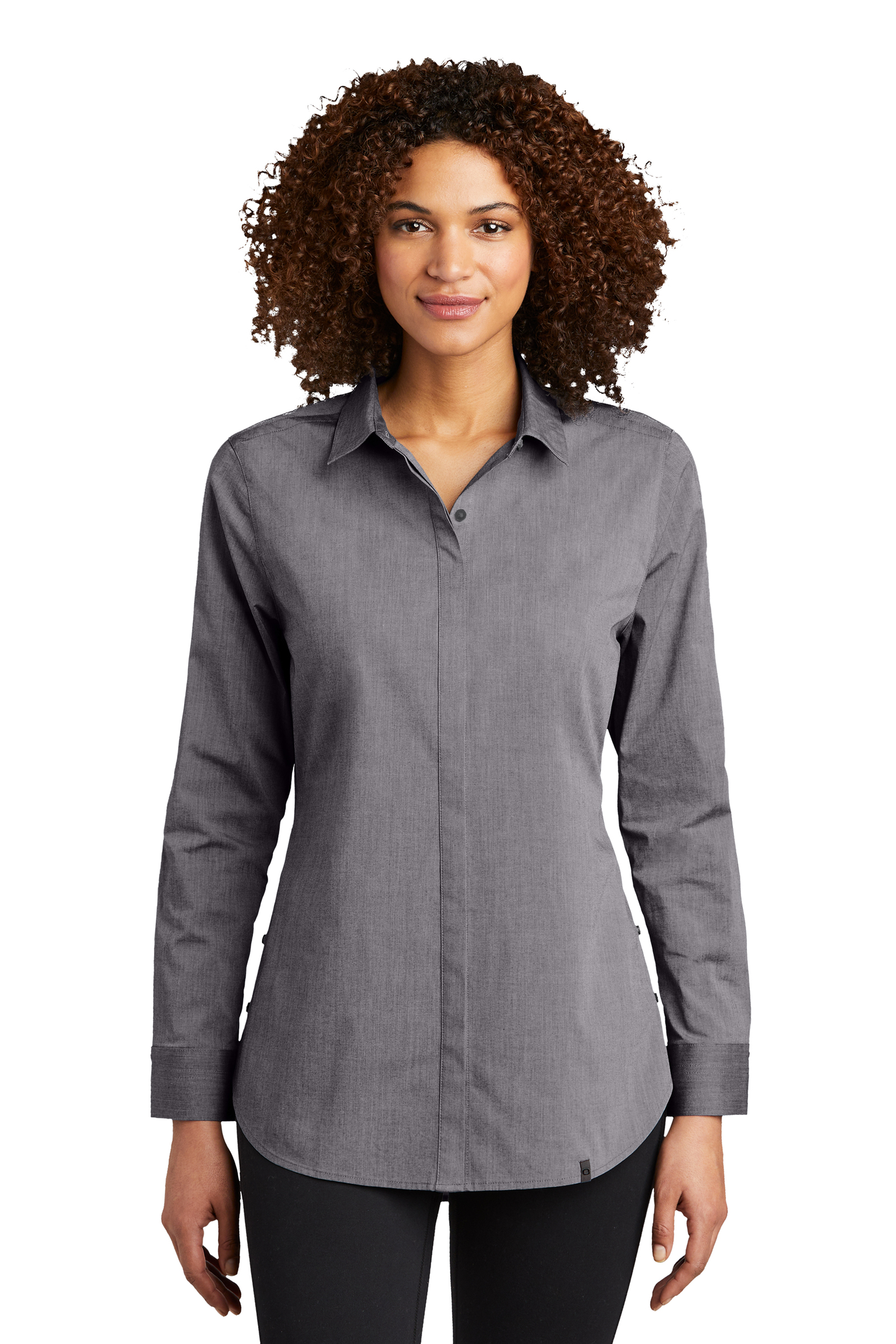 OGIO Embroidered Women's Commuter Woven Tunic