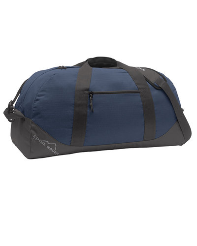 Eddie Bauer Embroided Large Ripstop Duffel