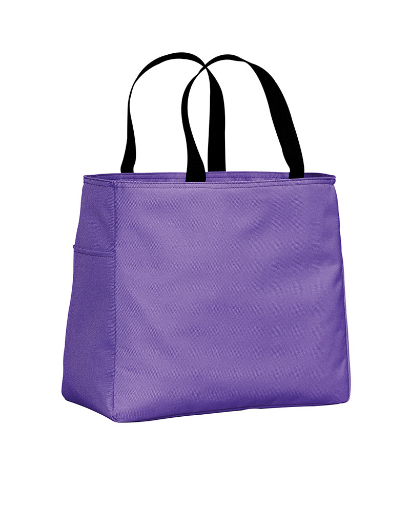 Port & Company Embroidered Essential Tote