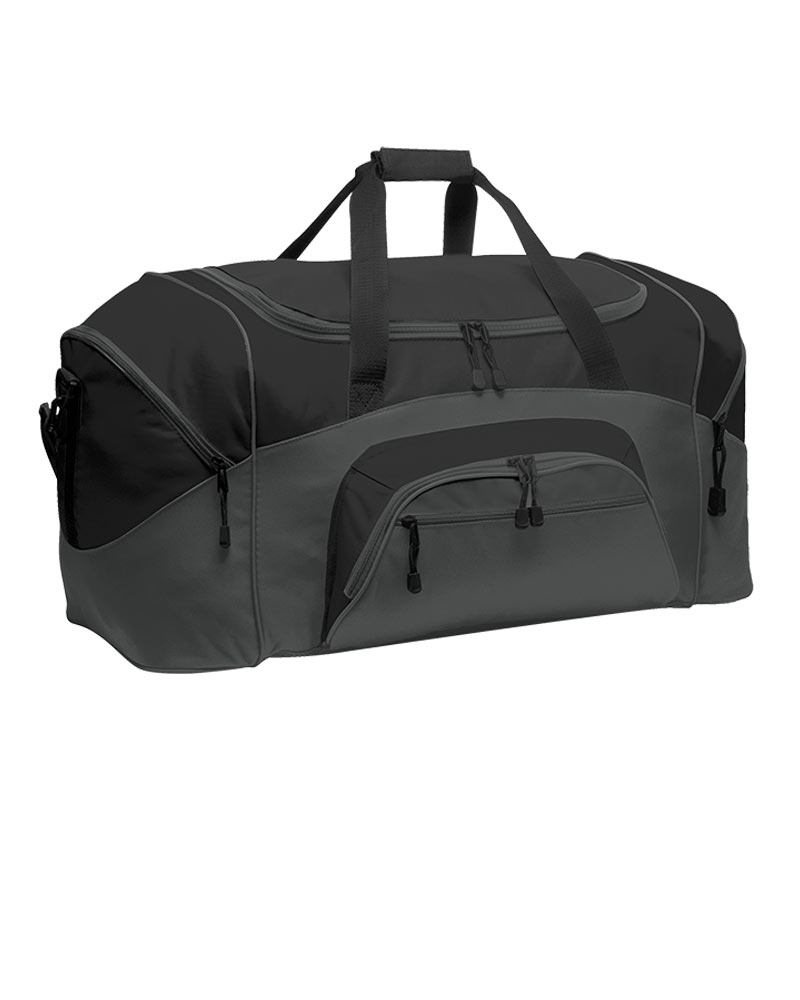 Port & Company Embroidered Extreme Sport Duffel