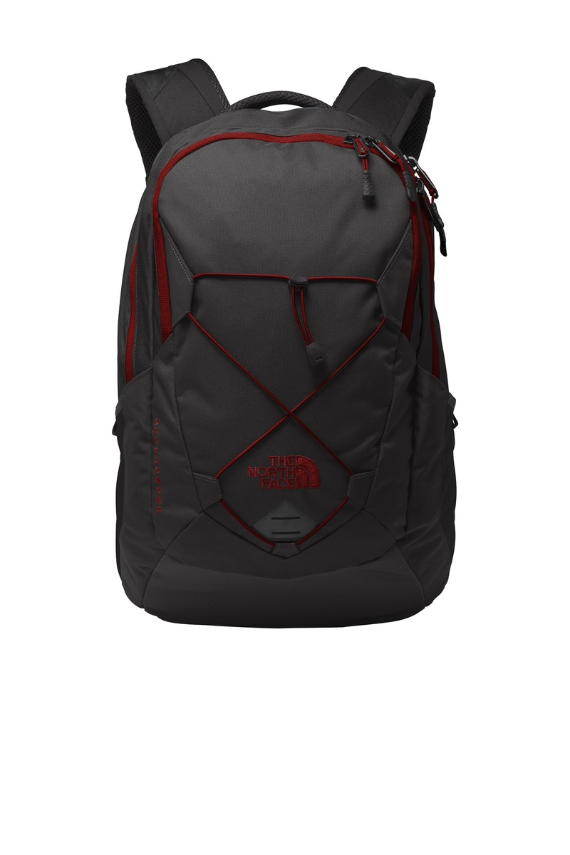 The North Face Embroidered Groundwork Backpack