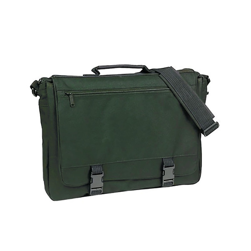 Embroidered Expandable Attache