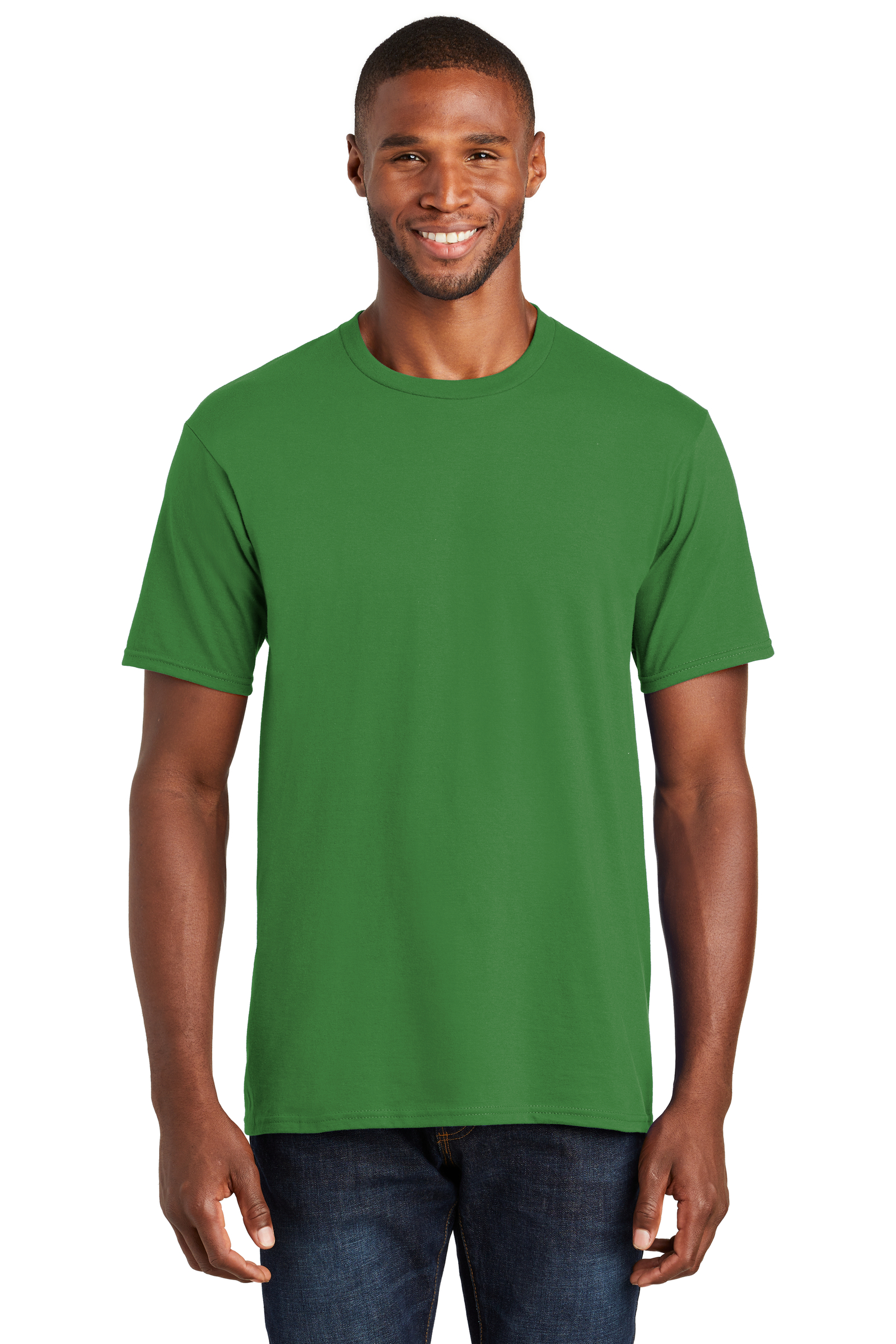 Port & Company Embroidered Men's Fan Favorite Tee