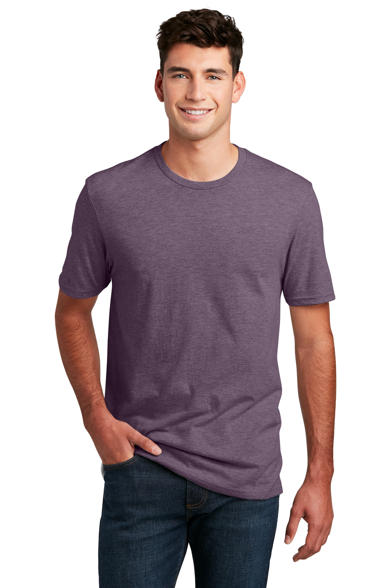 District Embroidered Men's Perfect Blend Tee