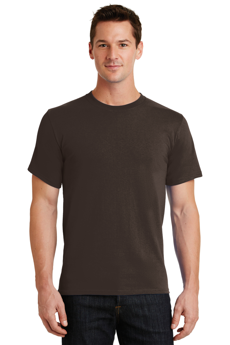 Port & Company Embroidered Men's Essential Tee