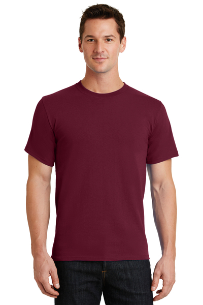 Port & Company Printed Men's Essential Tee