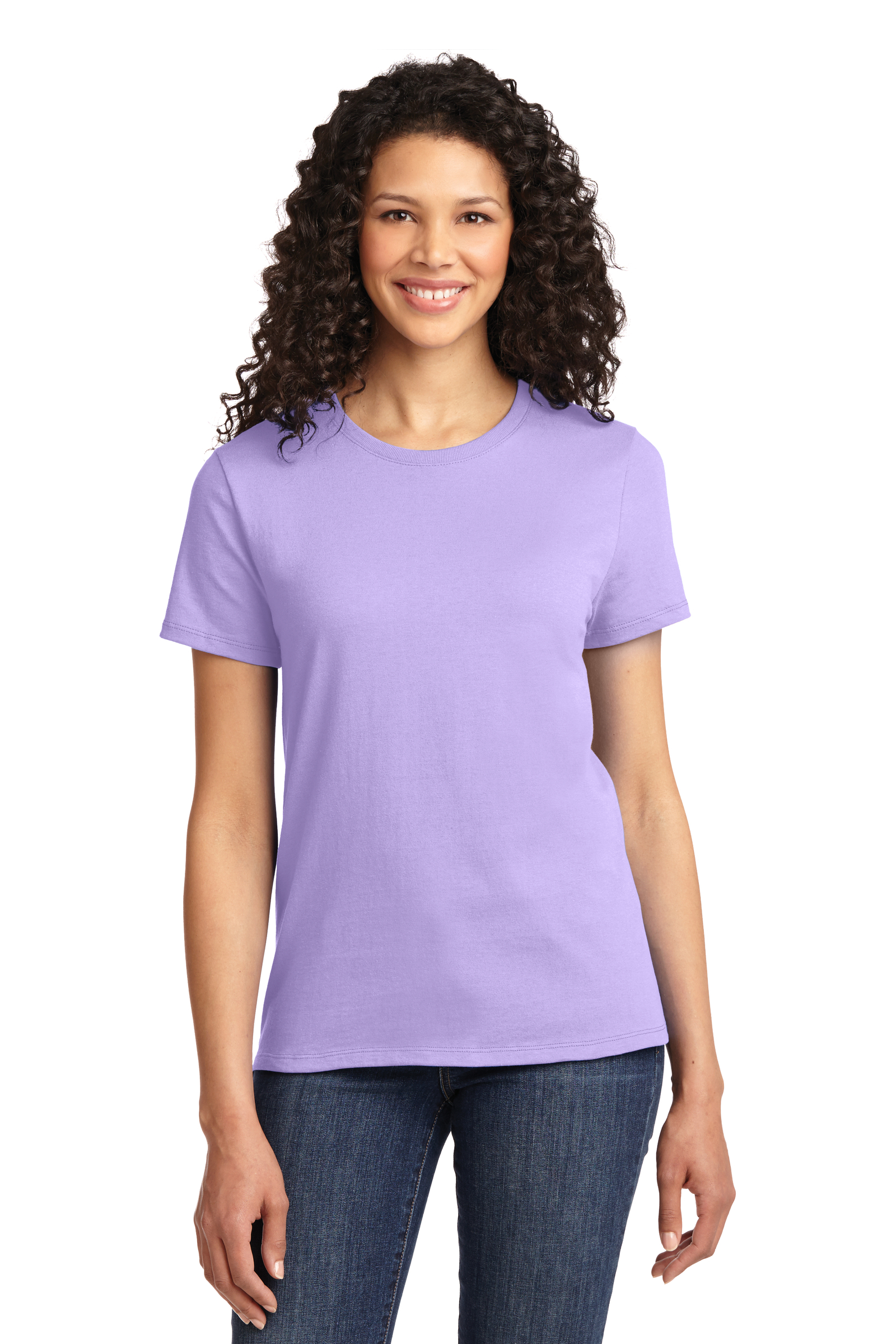 Port & Company Embroidered Women's Essential Tee