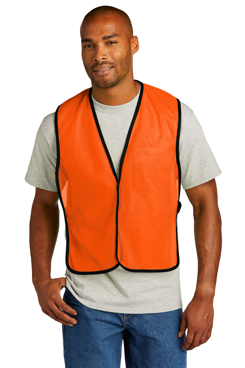 CornerStone Enhanced Visibility Mesh Vest