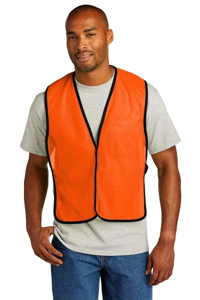 CornerStone Enhanced Visibility Mesh Vest