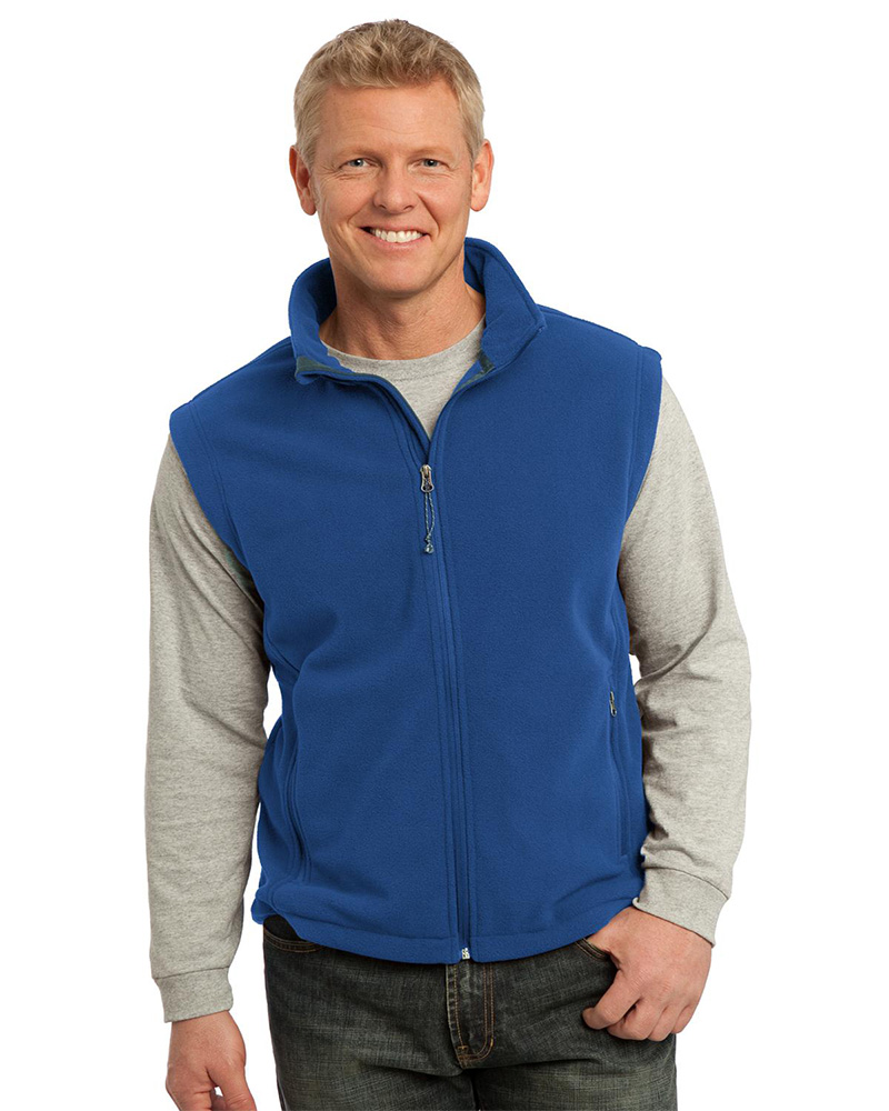 Port Authority  Embroidered Men's Value Fleece Vest