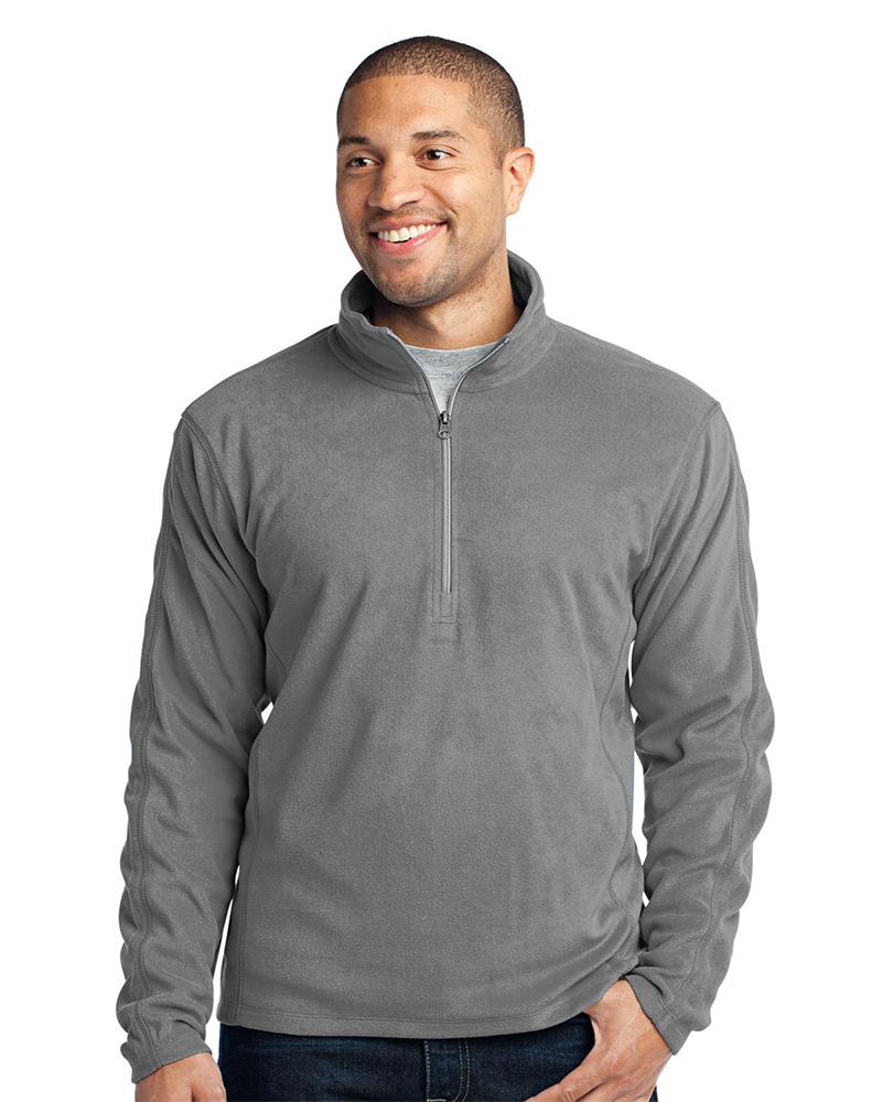 Port Authority  Embroidered Men's Microfleece 1/2-Zip Pullover