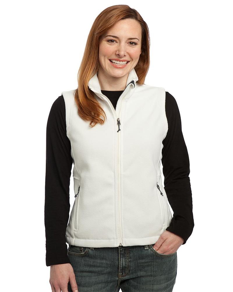 Port Authority  Embroidered Women's Value Fleece Vest