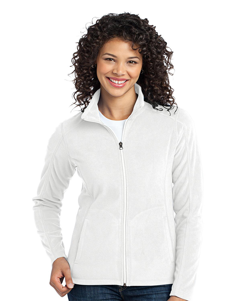 Port Authority  Embroidered Women's Microfleece Jacket