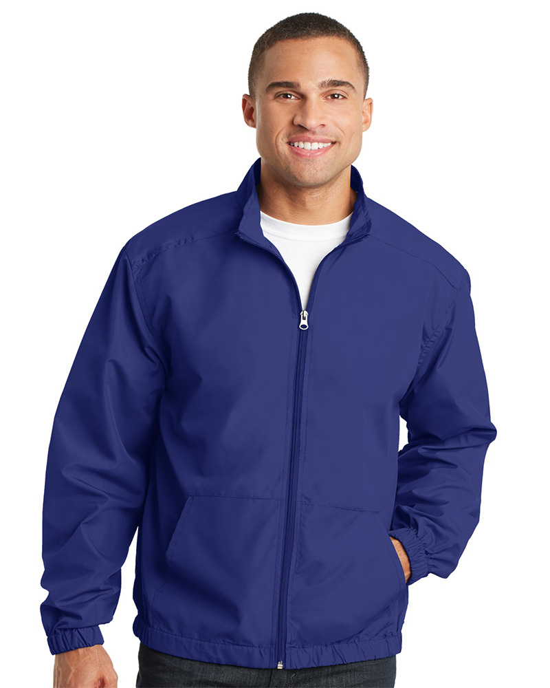 Port Authority  Embroidered Men's Essential Lightweight Jacket